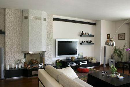 Exquisites Wohnzimmer